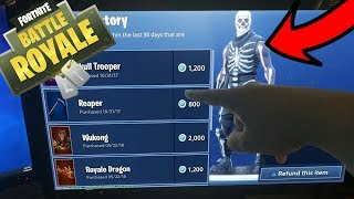 Urgent!! NOW YOU CAN SELL YOUR SKINS AT FORTNITE