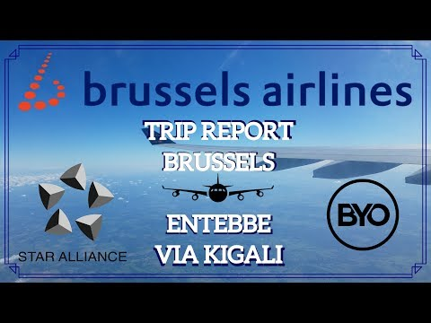 Brussels Airline Brussels To Entebbe Via Kigali Trip Report (Part 2)
