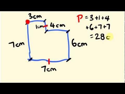 Measurement - Perimeter made easy!