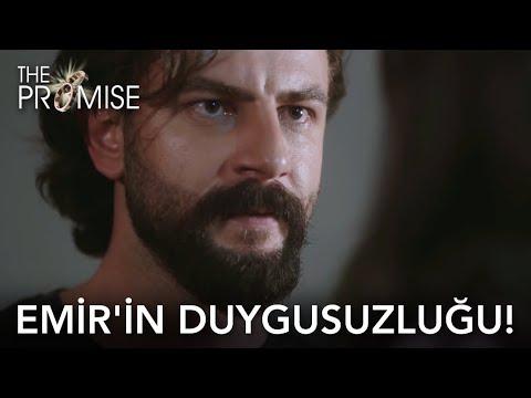 Emir'in duygusuzluğu... | Yemin 78. Bölüm