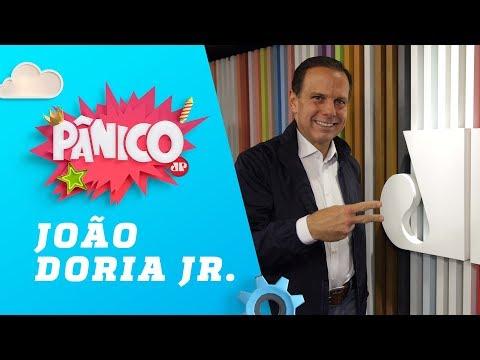 João Doria Jr. - Pânico - 15/10/18