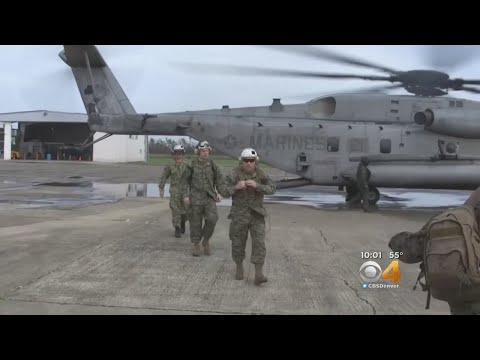 Northcom Travels To Puerto Rico In Maria Aftermath