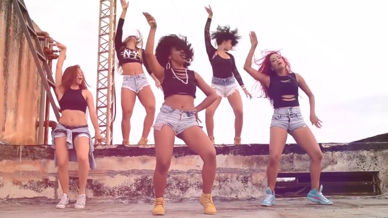 FRANKIE DEE - SHE LOVE IT (DANCE VIDEO)