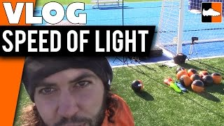 Exclusive Behind the Scenes from adidas Speed of Light