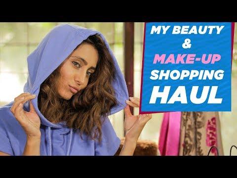 My Beauty and Make-Up Shopping Haul | Anusha Dandekar
