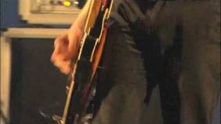 The Jim Jones Revue live Vieilles Charrues 2009