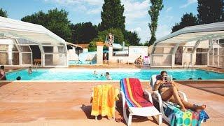 Camping La Bien Assise - Guines, Picardie, Frankreich