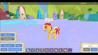Fluttershy plays ,Friendship is magic|| roblox rp