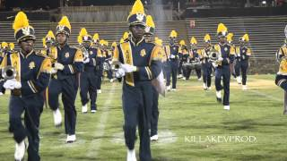 North Carolina A&T University - Field Show - 2014