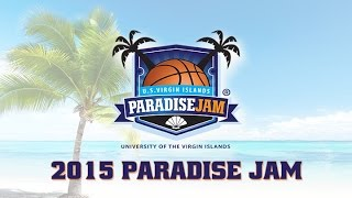 Pittsburgh vs. Maryland - 2015 Paradise Jam Reef Division
