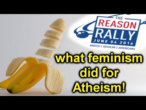 How Feminism CASTRATED New Atheism!