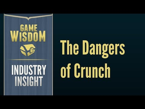 A (Game) Industry Insight Into the Dangers of Crunch