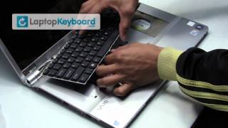 sony vaio laptop keyboard installation replacement guide vgn nw remove replace install