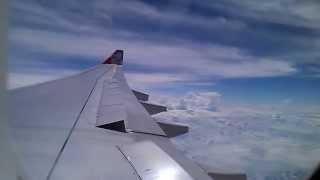 Nepal-Airasia flying in 48000ft