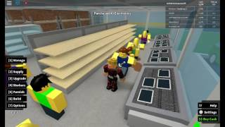 FINISHED !!!!!!! :0 / Roblox Retail tycoon part 8