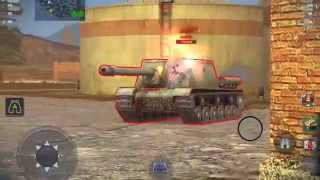 World of Tanks Blitz - Impossible shots #3 - ghost shells, lucky hits and RNG FTW