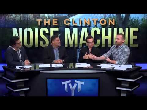 TYT - 4.8.16: Hillary Static, Clinton On UFOs, The Boss, and CIA Skin Care