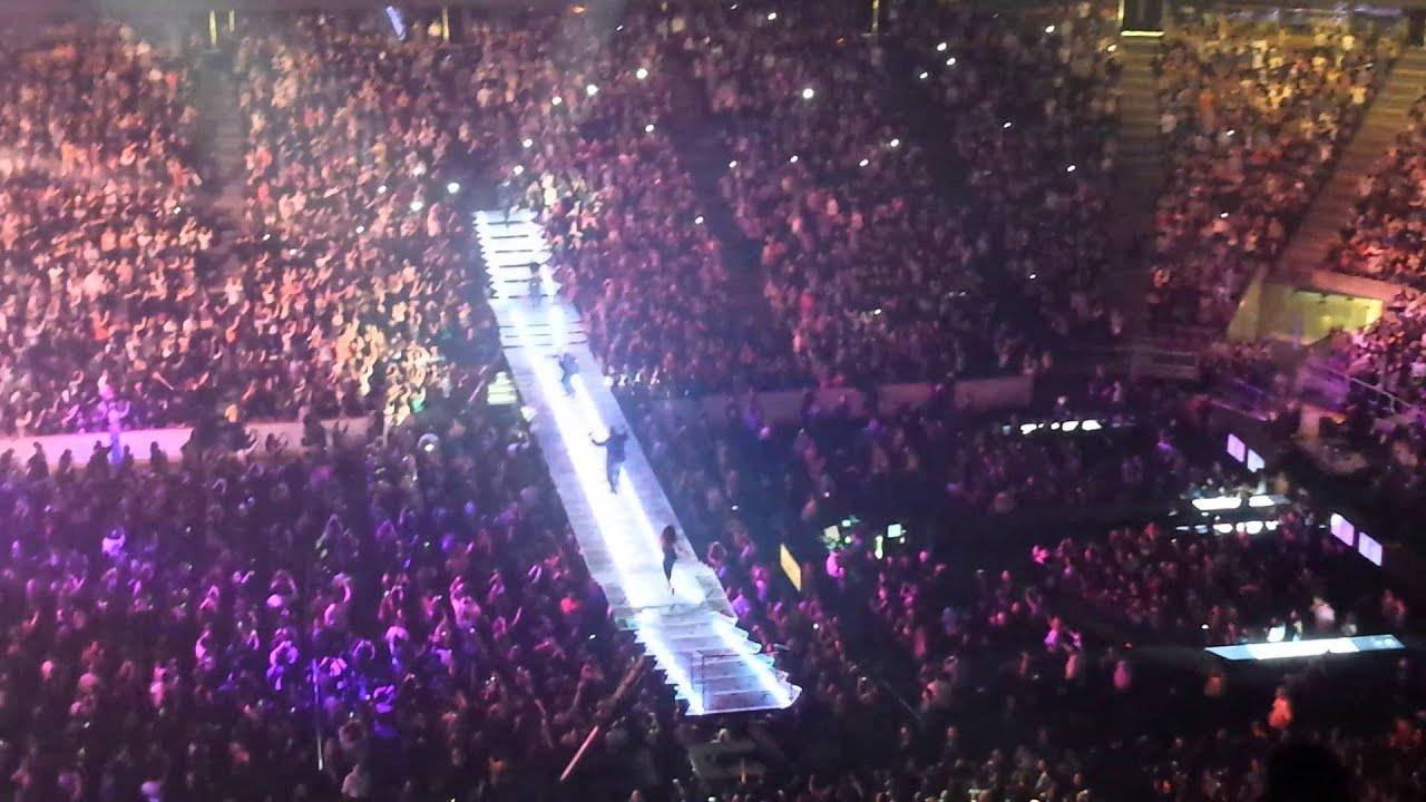 Justin Timberlake and his moving stage - YouTube Justin Timberlake Tour