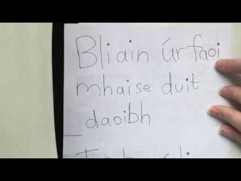 Learn some Christmas phrases and greetings in Irish (Gaelic ...