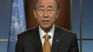 Secretary-General Ban Ki-moon: Meet Me in Rio Thumbnail