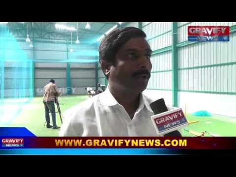 Bangalore Indoor Cricket Club | Arun Kumar (Parent) | Gravify News Exclusive