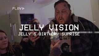 Jelly's Surprise Birthday Party