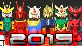 vuclip Best Master Grade Gundam Kits of 2015