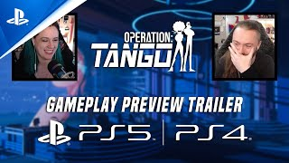Operation:Tango - Gameplay Preview | PS5, PS4