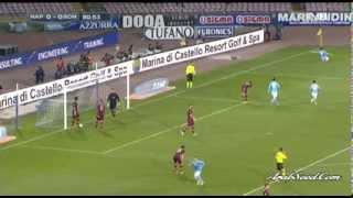 اهداف مباراة نابولي ضد روما 1-0