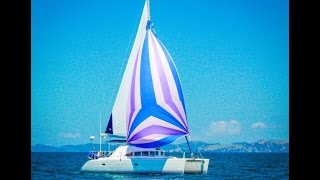 2000 Lagoon 380 sailing catamaran for sale -