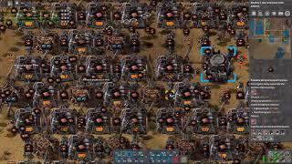 Factorio 0.16 Odcinek #29  - Walka o copper w bazie