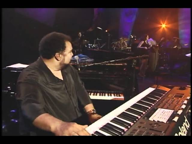 George Duke (1946 - 2013) feat. Gabriela Anders | Brazilian Love Affair