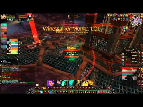 Overconfident WW Monk vs Ret Paladin - YouTube