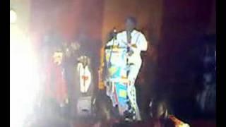 Carlinhos Brown - Obaluaê - Ensaio Ilê Aiyê - 26/04/2008