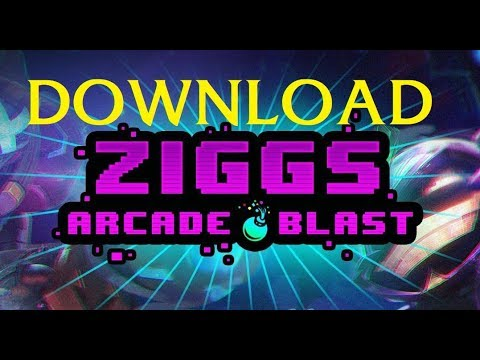 ZIGGS ARCADE BLAST (Download) | LoL New Arcade Game | Riot Games | League  of Legends