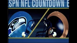 NFL 2K5 St. Louis Rams Franchise - gm 9 vs Seattle Seahawks