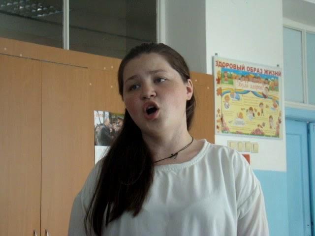 Изображение предпросмотра прочтения – МарияСмирнова читает произведение «Жди меня иявернусь…» К.М.Симонова