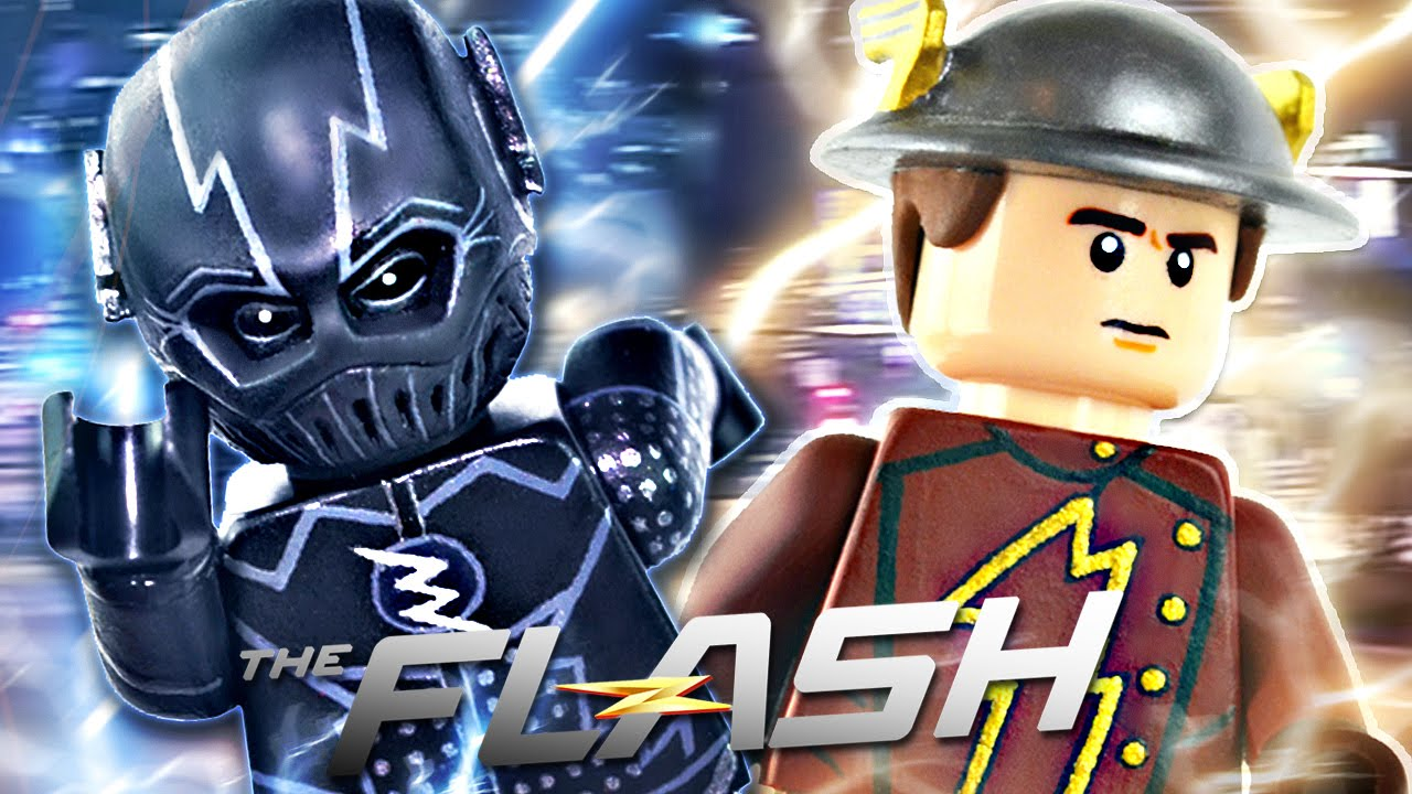 Lego the flash zoom amp jay garrick showcase youtube