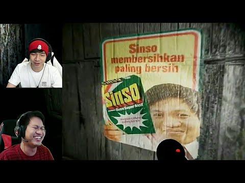 Reaksi MiawAug Dan Aci GameSpot Ketika  Di JumpScare Hantu Indonesia,Dan Easter Eggs