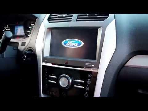 Using The Radio-Upgrade.com Ford Explorer GPS Navigation Radio