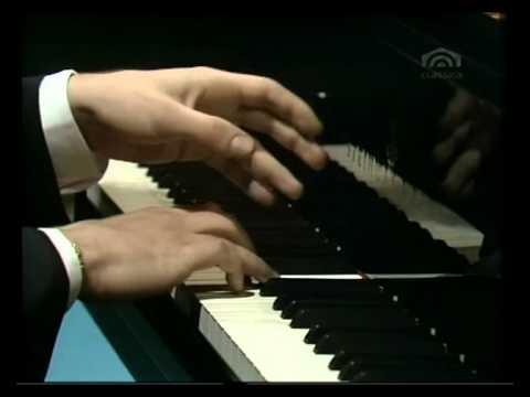 F  Liszt, UNGARISCHE RHAPSODIE NR  6   Andrea Lucchesini, Klavier