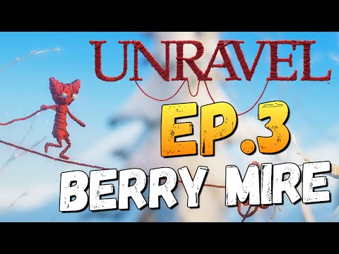 Unravel - Опасный и Красивый Лес #3