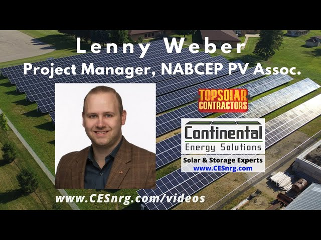 Lenny Weber - Project Manager