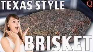 Texas Style Brisket | She