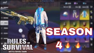 NEW SEASON 4  TRAINING MANUAL REVIEW!! IN RULES OF SURVIVAL *MUST KNOW* #15