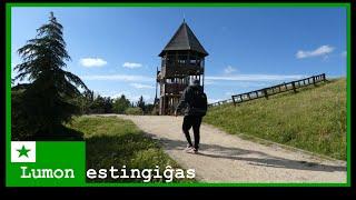 (Esperanto) Hungara Drako - Lumon estingiĝas