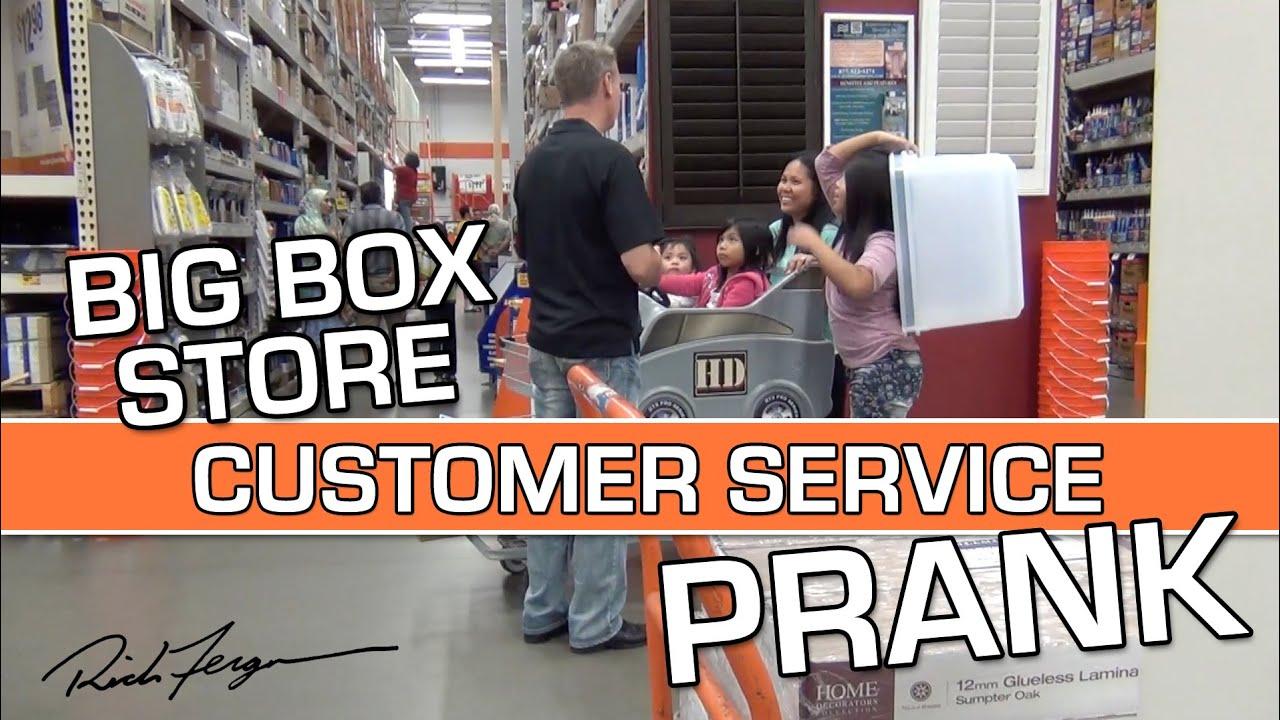 home depot bad customer service