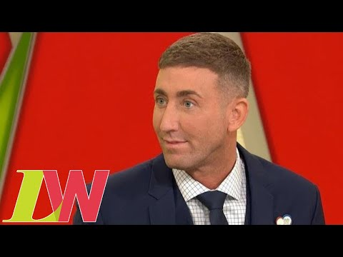 Christopher Maloney Can't Even Look at Himself in a Mirror   Loose Women