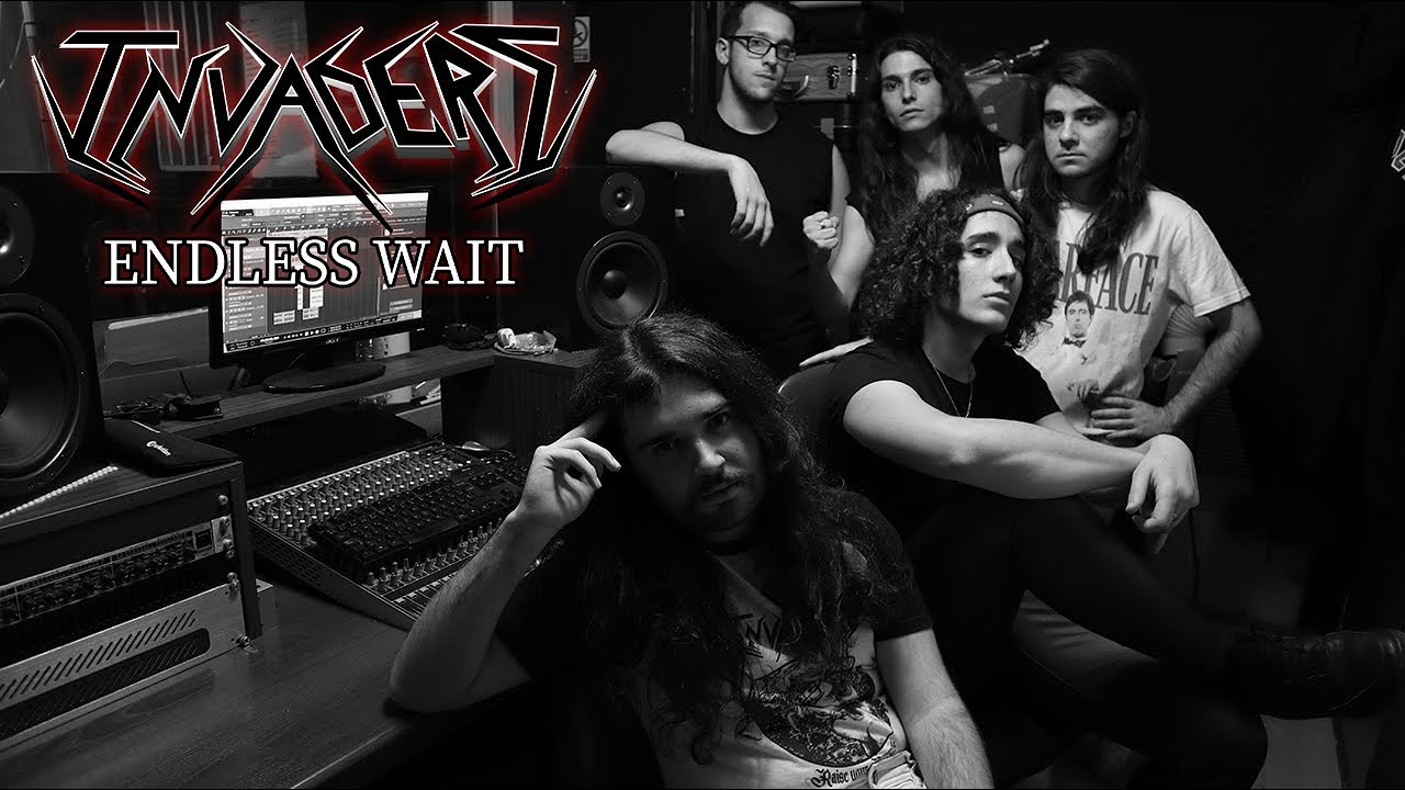 Download Invaders - Endless Wait (Official Video)