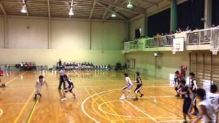 第66回広島県高等学校総合体育大会バスケットボールの部 福山地区予選②